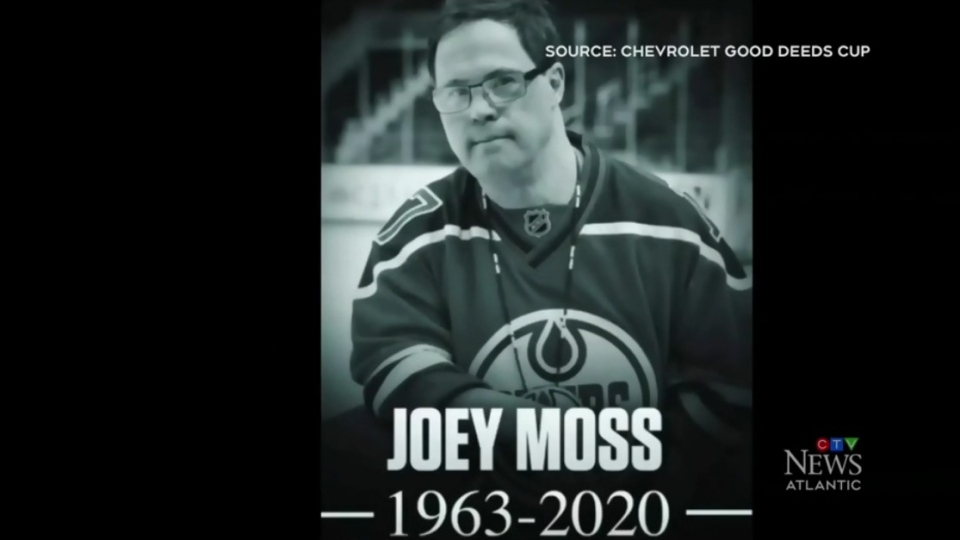 The County Islanders are looking to create what they would call Joey's Club in their community, in honour of Edmonton Oilers legend Joey Moss, who died last October.