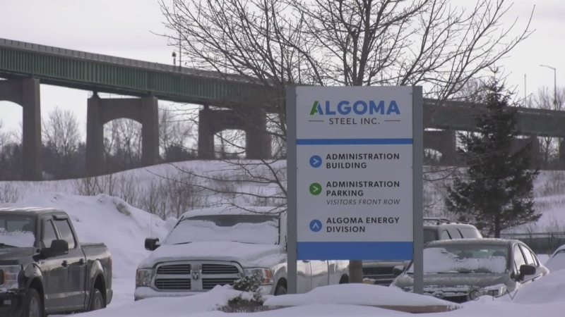 Major milestone for Algoma Steel