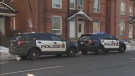 Police are investigating after the body of a newborn child was recovered from a Hamilton home.