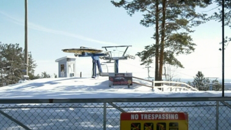 Laurentian Ski Hill still waiting for green light