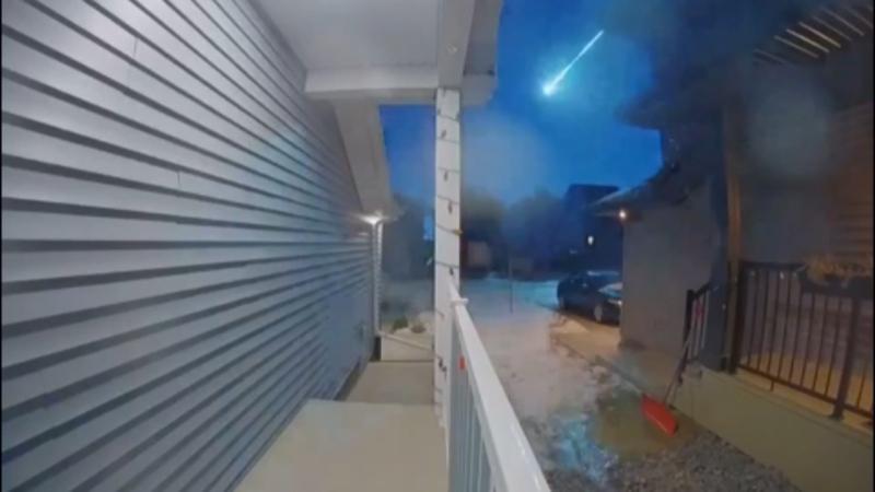 Alberta fireball