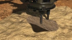 NASA Mars rover equipped with Langford drill bit