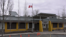 Ecole Woodward Hill Elementary is one of two Surrey, B.C., schools where COVID-19 cases have been identified after exposures to the B.1.7.7 variant.