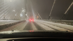 Winter storm leads to messy commute