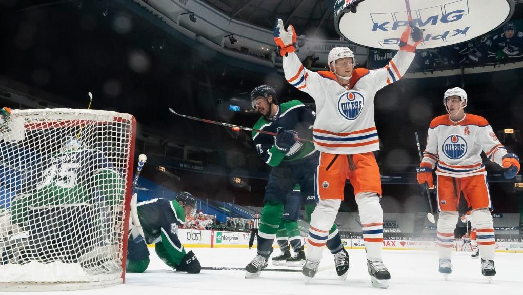 Oilers-Canucks