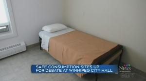 Debating a safe consumption site