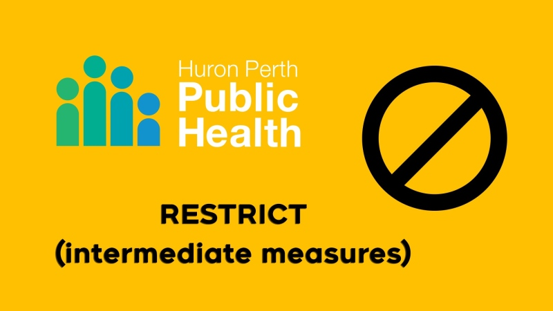 Huron-Perth Yellow Restrict