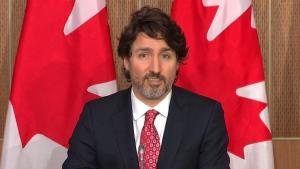 PM Justin Trudeau provides update on COVID-19