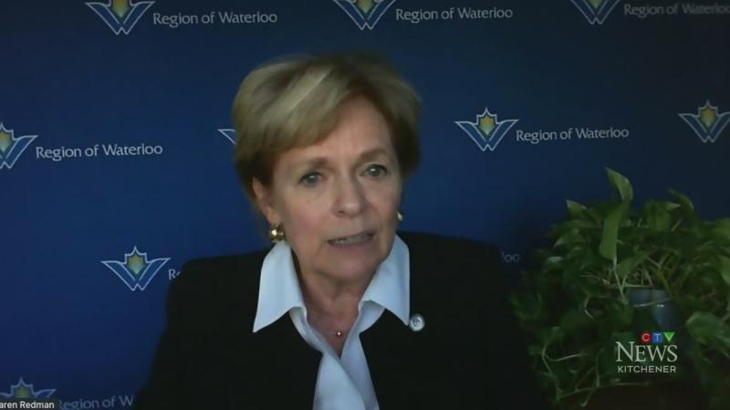 Redman presents State of the Region address