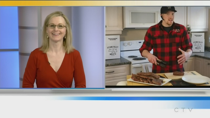 CTV Morning Live Gordon Feb 26
