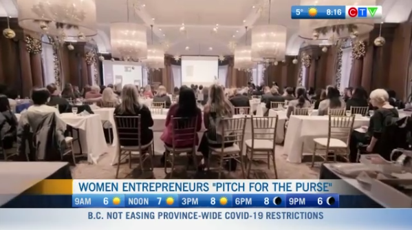 Women enterpreneurs, Pitch for the purse