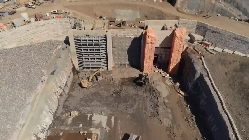 Site C dam going ahead despite ballooning costs