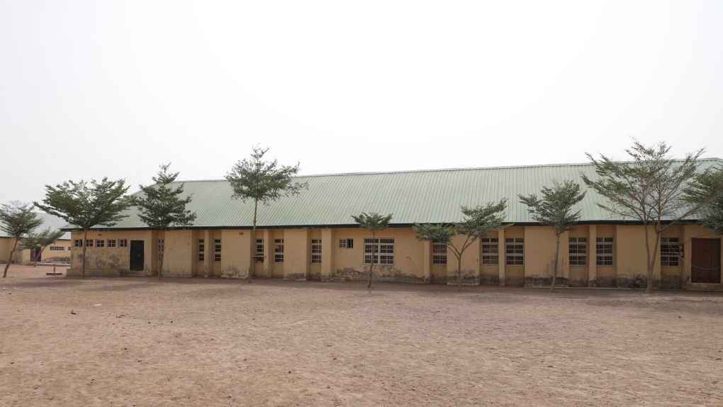 Nigerian school girls kidnapped