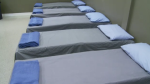Beds at the Lighthouse North Battleford are pictured in this file photo.
