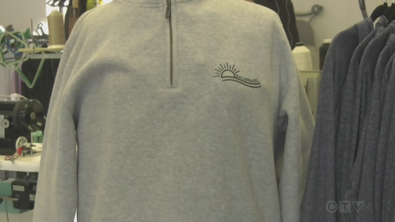 New hoodies for North Bay's most vulnerable