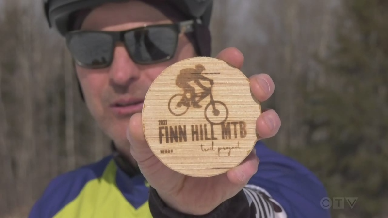 Fundraising for Finn Hill biking trail begins