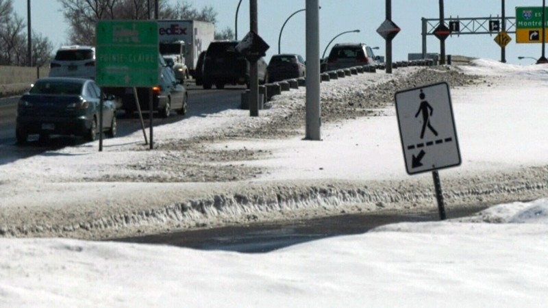 Pointe-Claire wants to rebuild major intersection