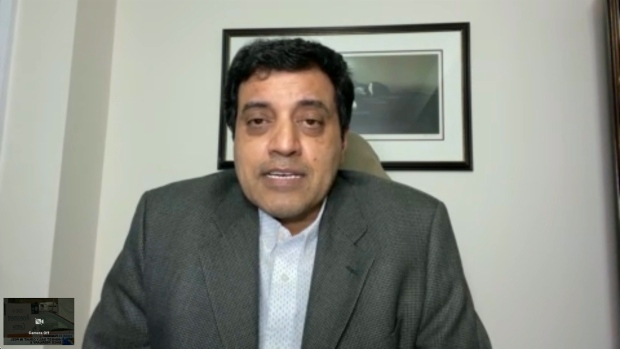 Dr. Naveed Mohammad is the president and CEO of William Osler Health System.