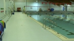 Swimmers can hit the pool in Timmins as of Monday after a year of it being closed for a $1 million renovation.