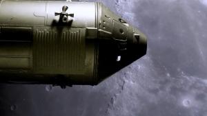 Edmonton filmmaker, Dana Andersen is shooting a movie about the moon landing with a new twist.