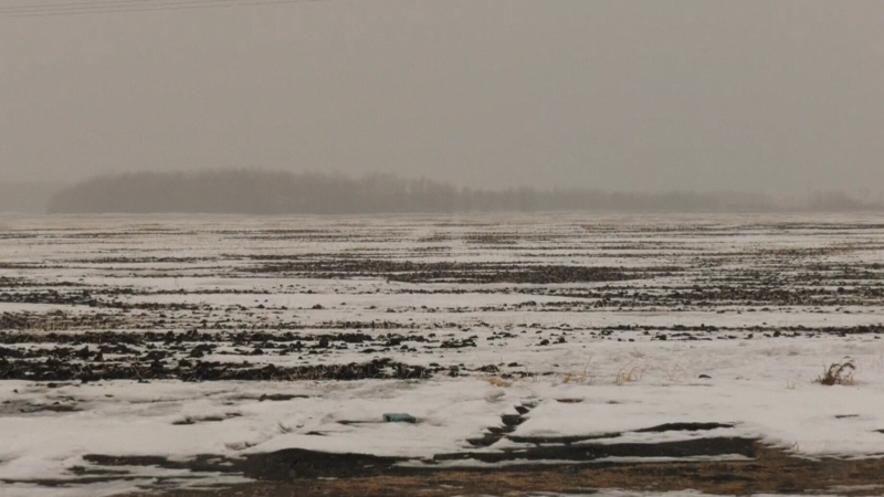 Risk of spring flooding low in Manitoba
