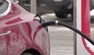 The survey found men were more inclined to buy an EV than women (73 per cent versus 62 per cent respectively). Nearly four in five (79 per cent) of those aged 18-44 said they are very likely or likely to buy an EV within the next five years, compared to 58 per cent of those aged 45 and older. (Ian Campbell/CTV News)