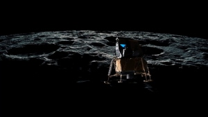 Moon landing movie