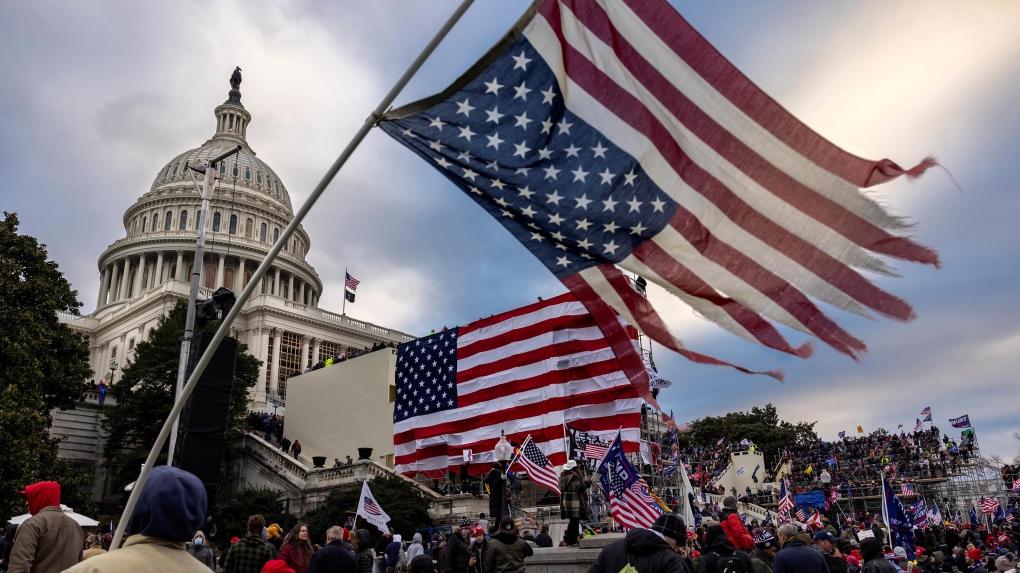U.S. Capitol Riot CNN