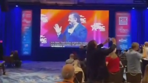 Ted Cruz speaks at CPAC in Orlando