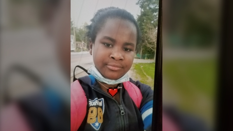 Judith Uwamahoro, a 9-year-old girl from Surrey, has been missing since Friday, Feb. 26 2021.