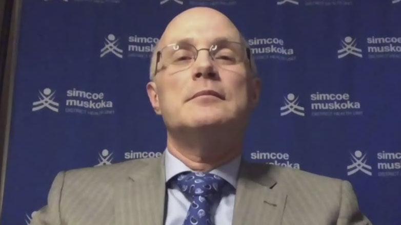 Dr. Charles Gardner