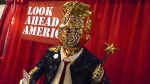 A Californian artist put a golden-coloured statue of former U.S. President Donald Trump on display at CPAC.