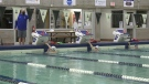Three top swimmers at the University of Lethbridge have high hopes to participate in the upcoming Olympics in Beijing.