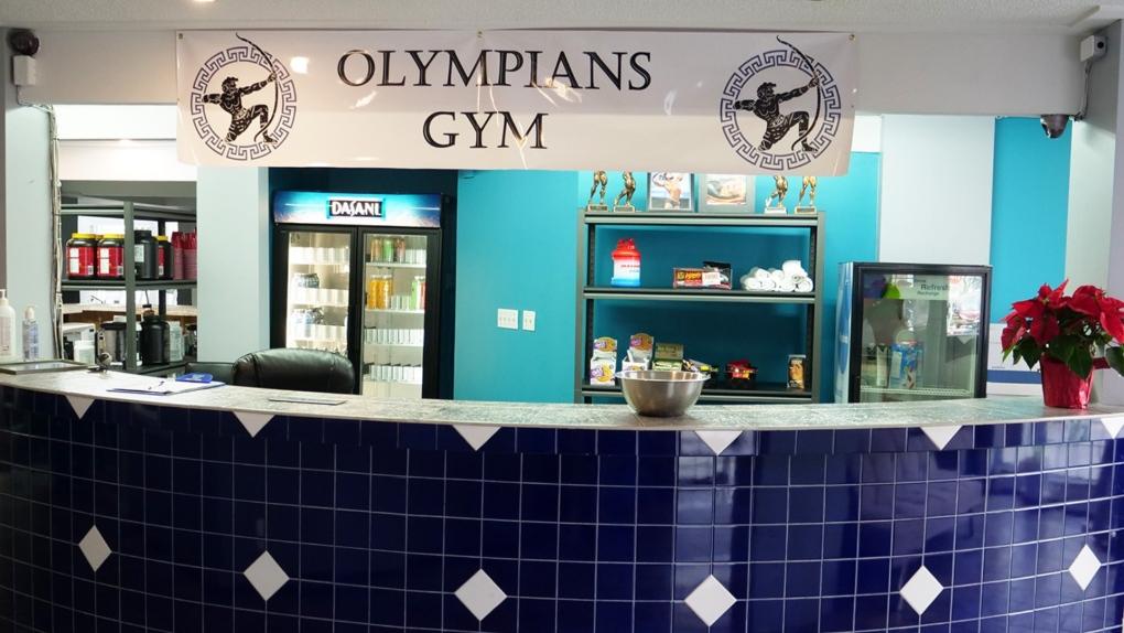 Olympians Gym