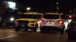 4 men arrested, 1 officer injured in Surrey