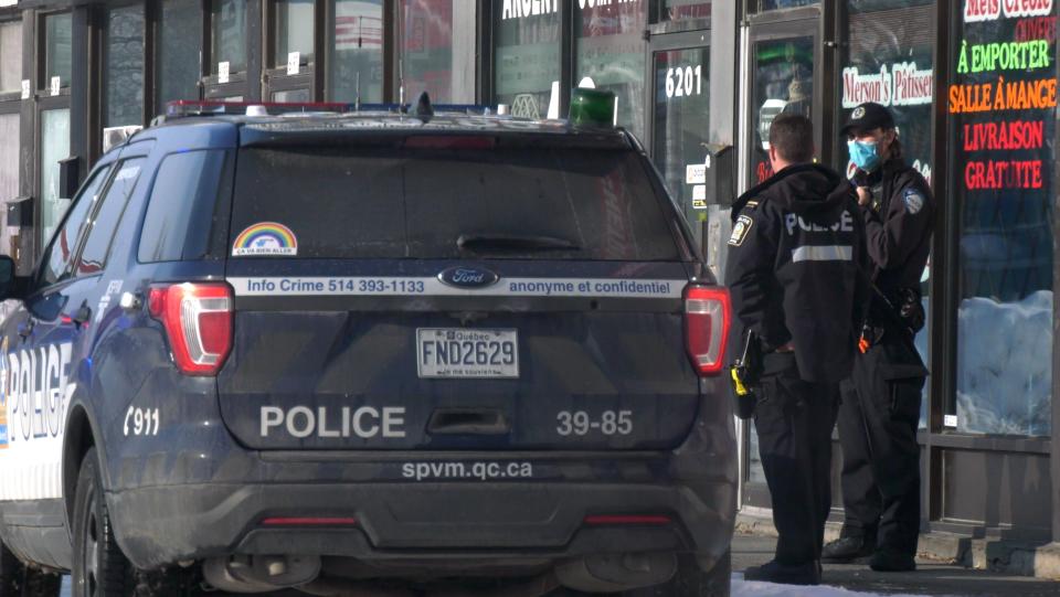 Montreal police investigating stabbing