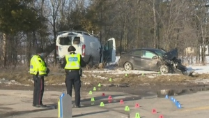Second serious crash at intersection in one month