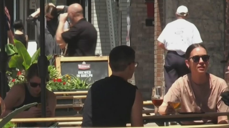 Future of patio season up for debate in Guelph