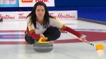 Championship Sunday at the Scotties