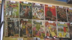 Comic books are a hot ticket item during the pandemic.