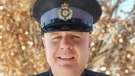 Constable Ed Sanchuk nominated for the 2021 Police Services Hero of the Year Award (Source: Police Association of Ontario)