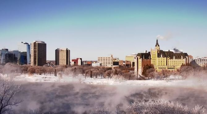 Saskatoon weather March 1
