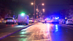 One man was arrested following an alleged shooting attempt in Longueuil early Monday morning (Cosmo Santamaria, CTV News).