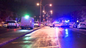 Longueuil police (SPAL) arrested six teenagers after an alleged armed assault Friday night. FILE PHOTO