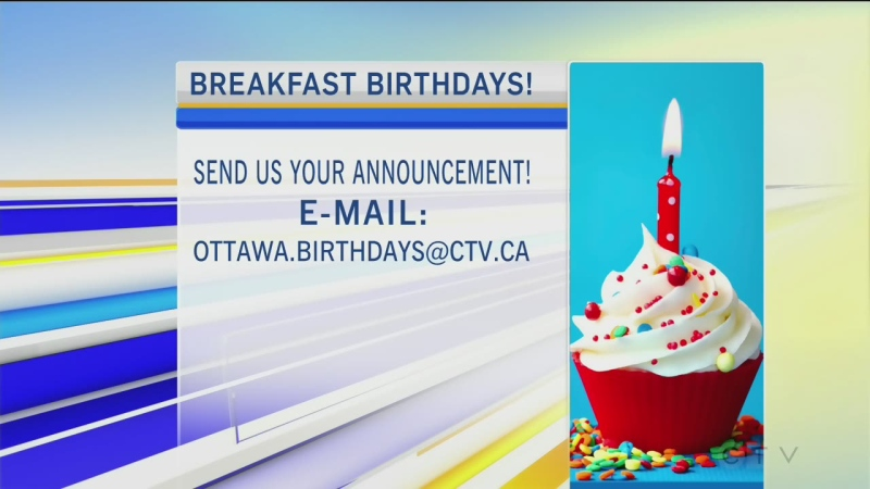 CTV Morning Live Birthdays Mar 01