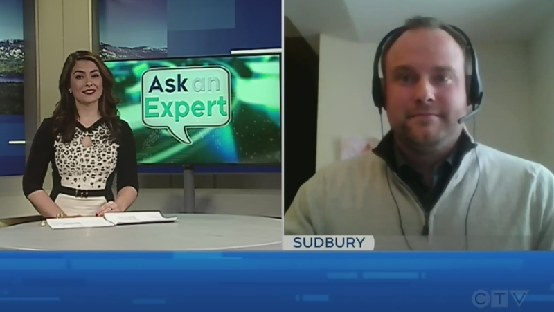 Cambrian College Business Professor Chris Leduc talks about important things to remember when doing your taxes this year. Ask an Expert (CTV Northern Ontario)