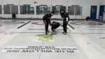 Team Dunstone preps for the Brier