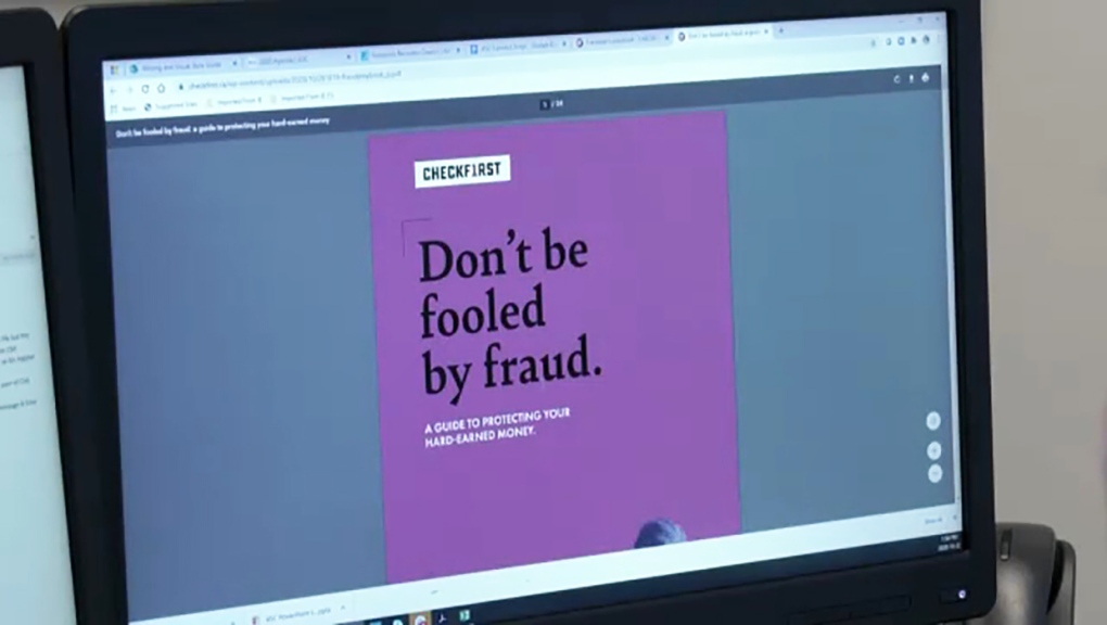 Fraud, Awareness, month, calgary, police