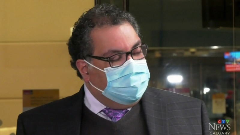 Nenshi condemns weekend anti-mask protesters