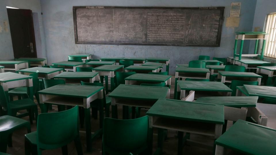 Kidnapped schoolgirls